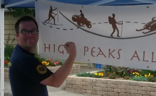 High Peaks Alliance at Kingfield Festival Days